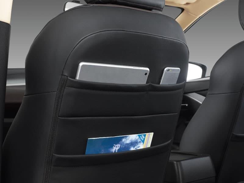 SEAT BACK POCKET MULTIFUNGSIONAL