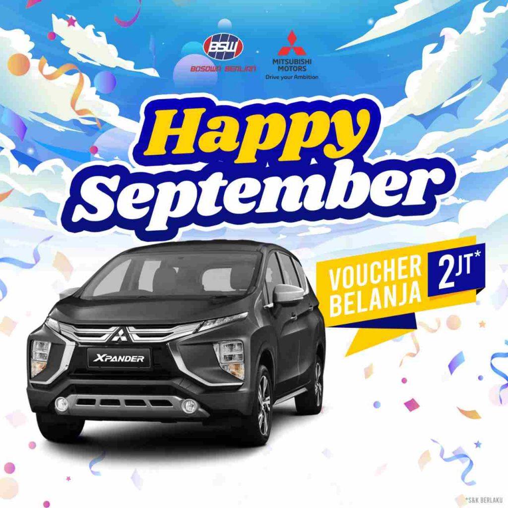 promo mitsubishi makassar September 2020