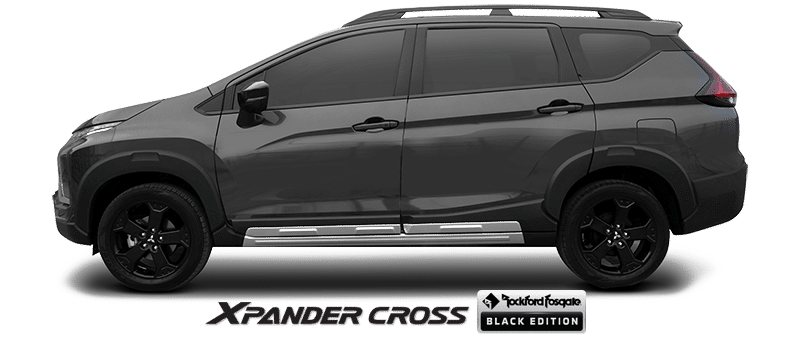 Xpander Black Edition Makassar