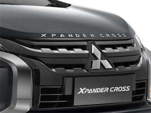 xpander cross black edition makassar