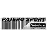 pajero sport RF